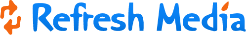 Refresh Media Logo
